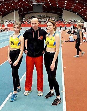 W Spale startowali: Ania Kłosińska (z lewej), Krzysztof Garbicz i Maja Jabłońska.