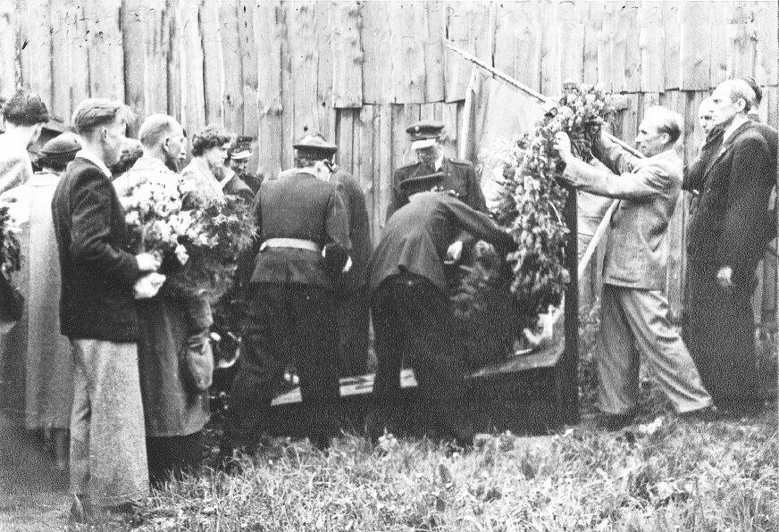 Mord w Skierniewicach
