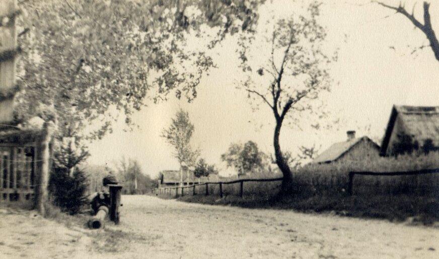 Zdjęcie pochodzi ze zbiorów Anny Olejnik