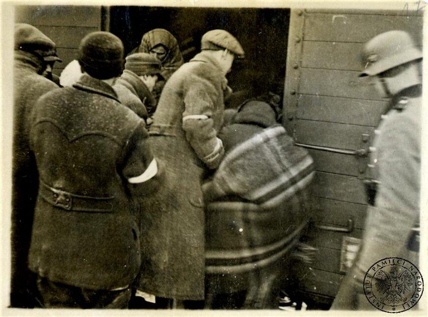 78 lat temu skończyła się historia żyrardowskich Żydów