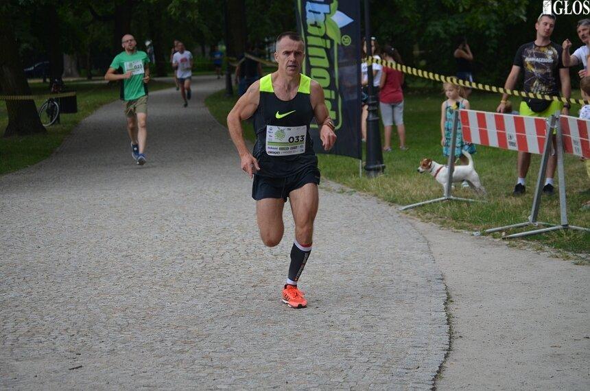 Biegacze na start