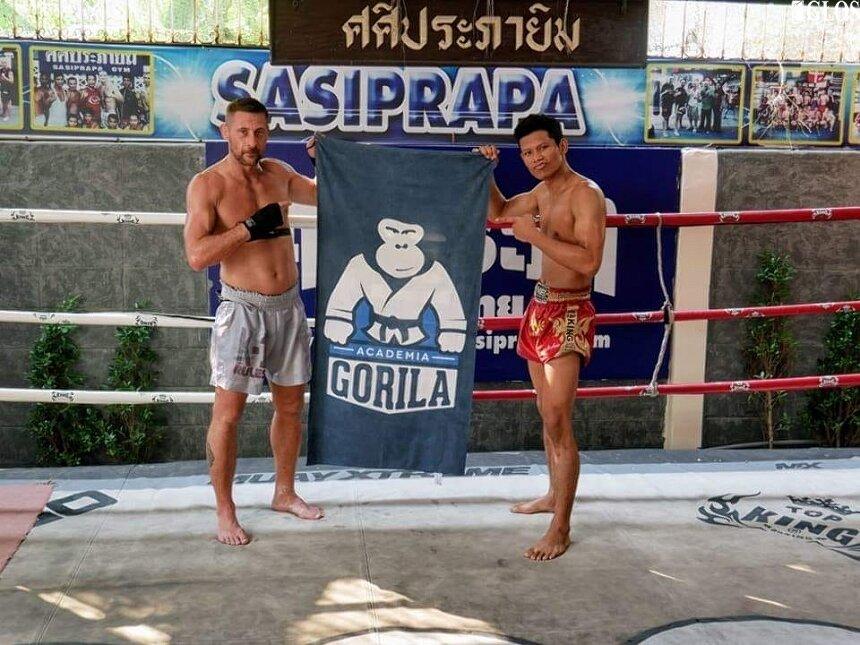 Karatecy w Tajlandii