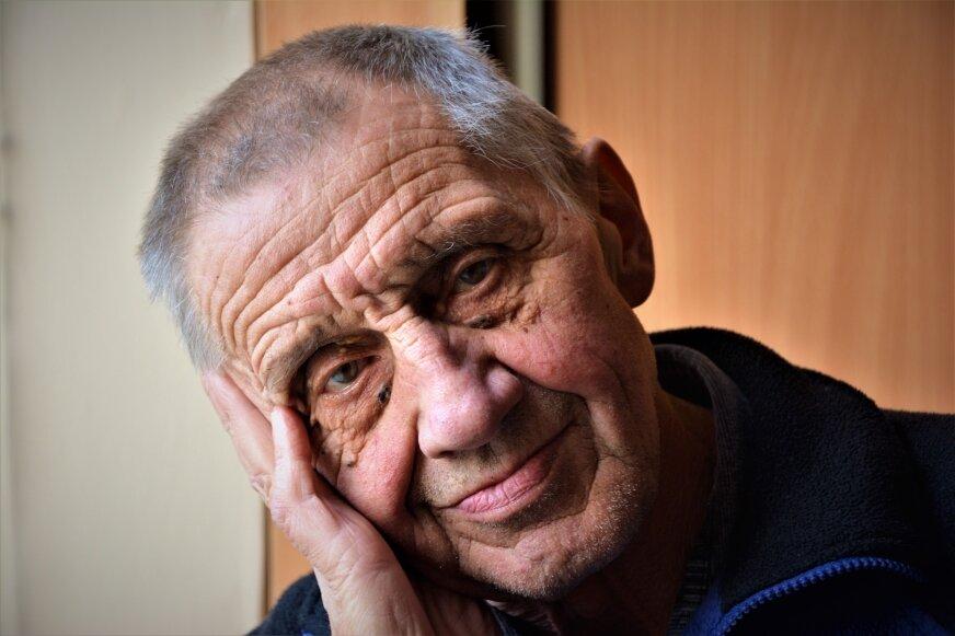 Trafiłem tutaj przez alkohol. Nie piję od 15 lat – wyznaje Andrzej Żukowski.