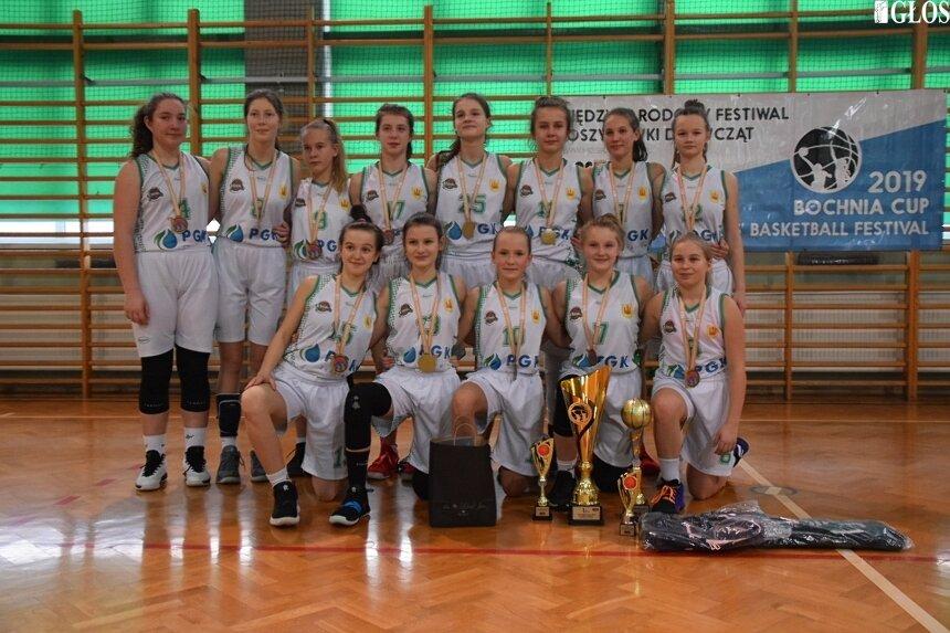 Zespół młodziczek UKS Trójka liczy na dobre występy w ćwierćfinale mistrzostw Polski.