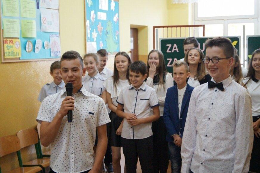 W szkole w Głuchowie zapewniają, że zrobią wszystko, by nawet w razie strajku egzaminy się odbyły.
