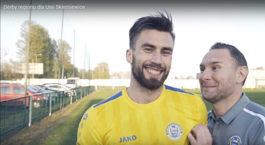 Unia górą. Wygrane derby w Łowiczu (VIDEO)