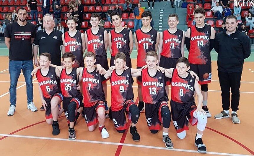 Zespół młodzików MKS Ósemka AZS PWSZ Skierniewice znalazł się w gronie 32 najlepszych ekip w Polsce.