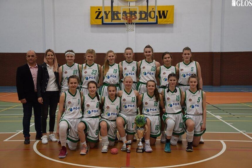 Zespół kadetek z Żyrardowa zagra w wielkim finale mistrzostw Polski.