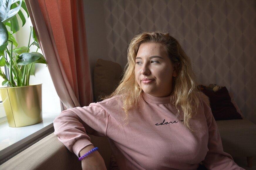Roksana Leonarczyk ma odwagę marzyć, bo przynaje, że się ich życie poukładało.