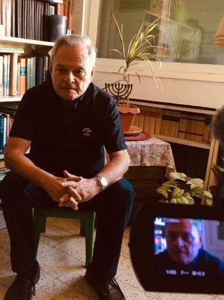 Jesienią ubiegłego roku część materiałów do nowej produkcji i relacje świadków były nagrywane w Izraelu