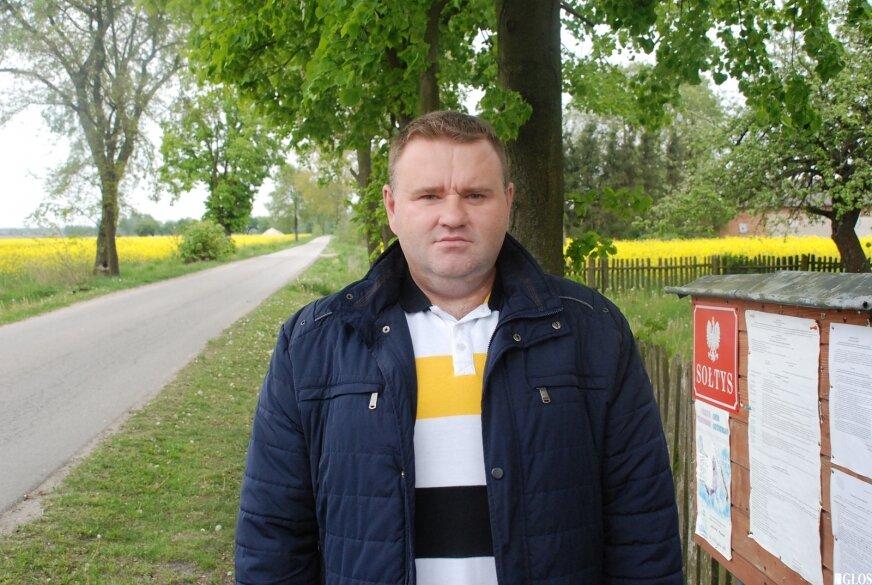 Łukasz Rzezpecki apeluje do samorządów powiatu skierniewickiego i żyrardowskiego o pilną naprawę drogi.