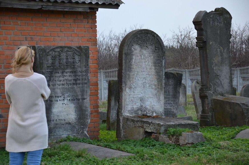 Kirkut, cmentarz żydowski w Mszczonowie.