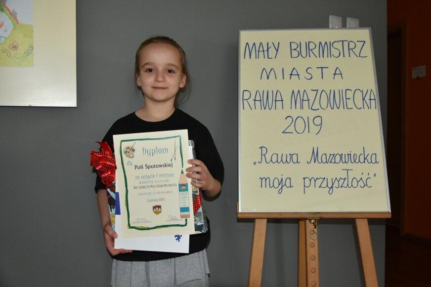 Pola Sputowska wygrała konkurs i została