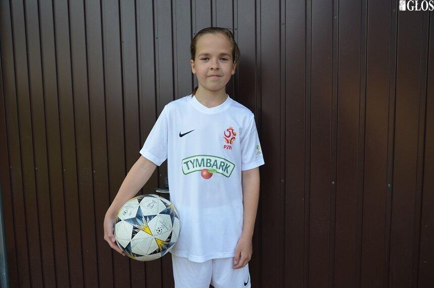 Natalia Głuszek od ponad 4 lat realizuje z sukcesami swoją piłkarską pasję.