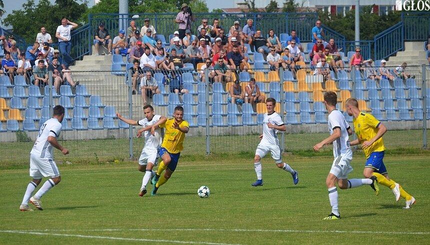 Unia zremisowała z Legią II Warszawa w przedostatnim spotkaniu sezonu 2018/2019 na stadionie przy ulicy Pomologicznej.