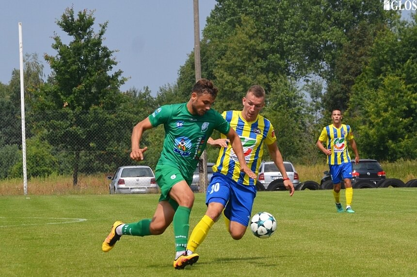Pierwszy sparing był kolejną szansą dla młodych piłkarzy, by przekonać do siebie sztab Unii.