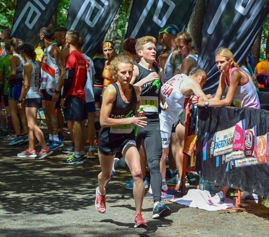 Pierwsze miejsce w Maratonie Szakala