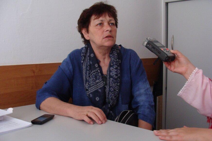 Wiesława Radziwon od lat pomaga ludziom w potrzebie.