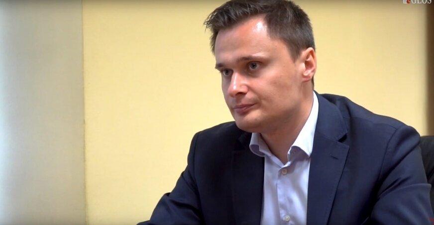 Krzysztof Ciecióra, wicewojewoda łódzki