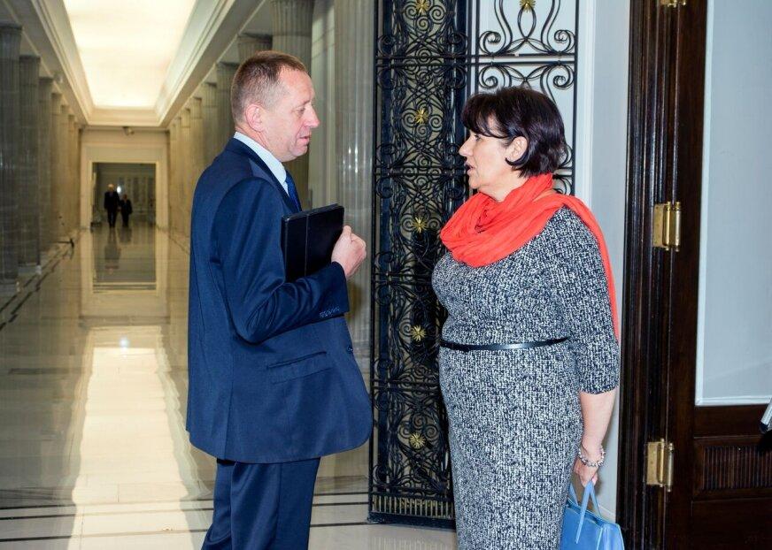 Dorota Rutkowska i Robert Telus powalczą o kolejną kadencję w poselskich ławach.