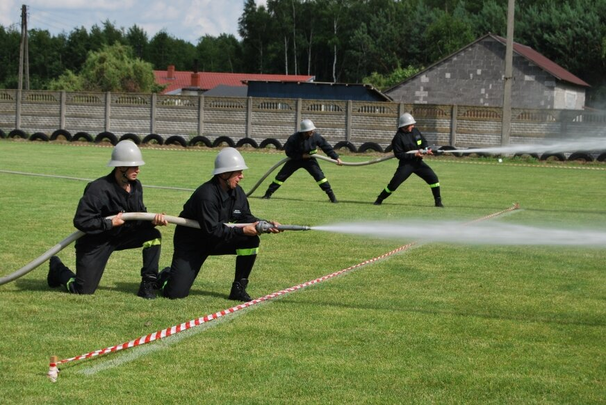 W tym roku zawody w gminie Skierniewice ponownie sędziowane będą pod nadzorem oficerów z PSP.