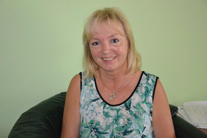 Joanna Zielonka, nowa dyrektor mszczonowskiego liceum.