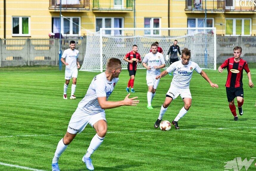 Zespół z Mszczonowa odniósł pierwsze zwycięstwo w sezonie.