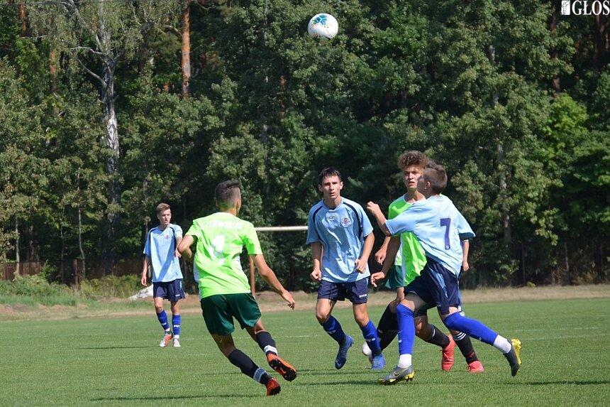 W swoim trzecim meczu w ramach rozgrywek I ligi wojewódzkiej juniorów młodszych Widok pokonał UKS SMS Łódź.