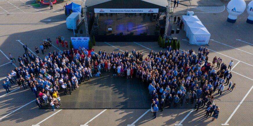XXV Święto Budowlańca w Skierniewicach