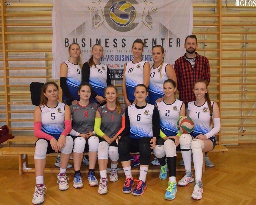 Zespół Skier-Vis udanie rozpoczął sezon w III lidze.