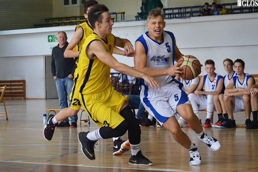 Za koszykarzami AZS PWSZ Skierniewice ostatnie mecze sparingowe przed rozgrywkami.