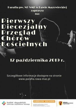 Pierwszy Diecezjalny Przegląd Chórów Parafialnych