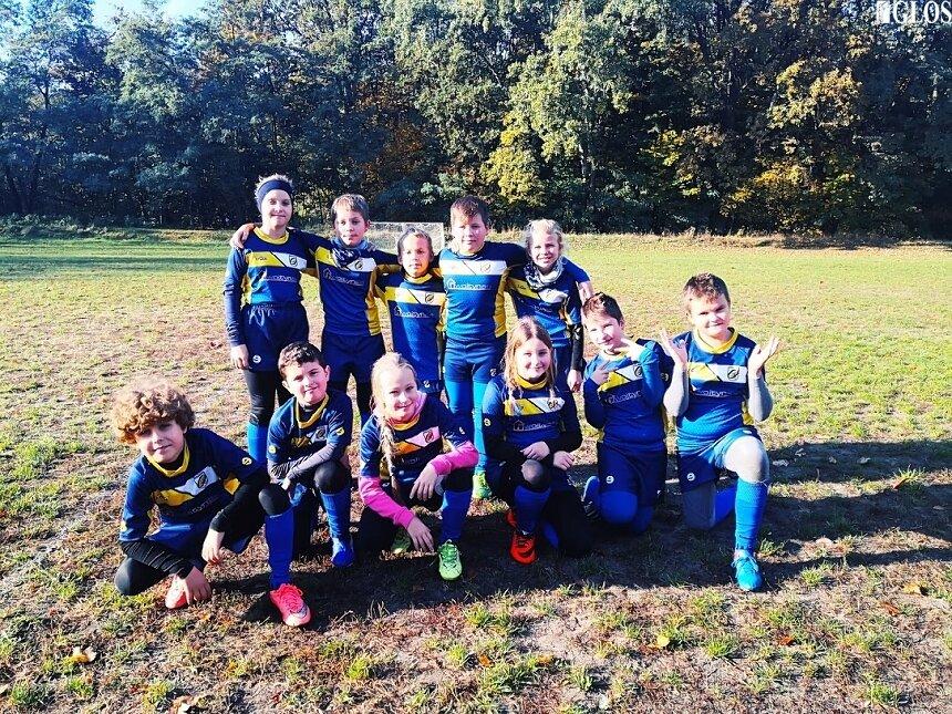 Młodzież z Rugby Club Skierniewice zakończyła rozgrywki w 2019 roku.