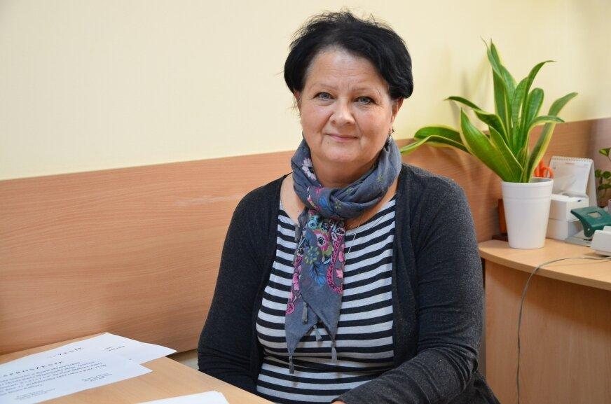 Małgorzata Rudniak po czterech latach przerwy powróciła do rady miasta.