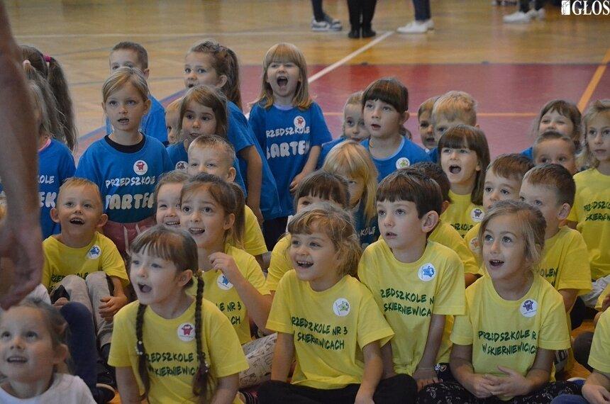 Ruszyła kolejna edycja Olimpiady Przedszkolaka.