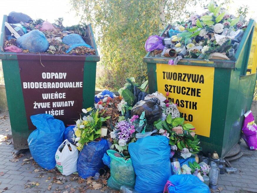 Ekologia na cmentarzu