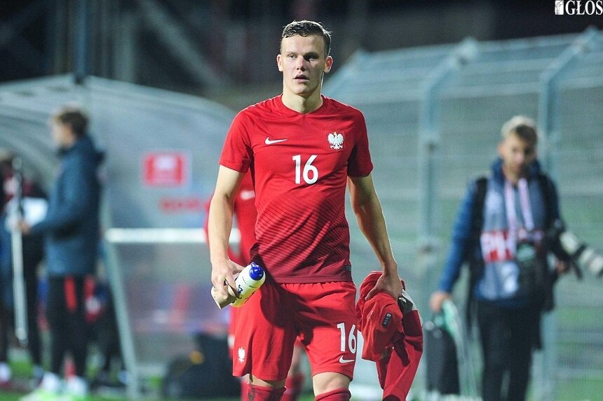 Paweł Gierach zagra w reprezentacji Polski U19 w eliminacjach do mistrzostw Europy 2020.