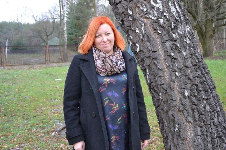 Magdalena Pietrzak- Karmusik w pomocy społecznej pracuje od 11 lat.