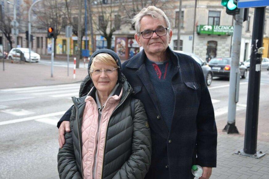 Jerzy Janeczek wraz z żoną Emilią odwiedzili nasza redakcję w Żyrardowie, by opowiedzieć o swojej historii.