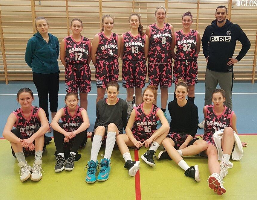 Zespół Ósemka Body Move Skierniewice jest zdecydowanym liderem rozgrywek II ligi łódzko-mazowieckiej.