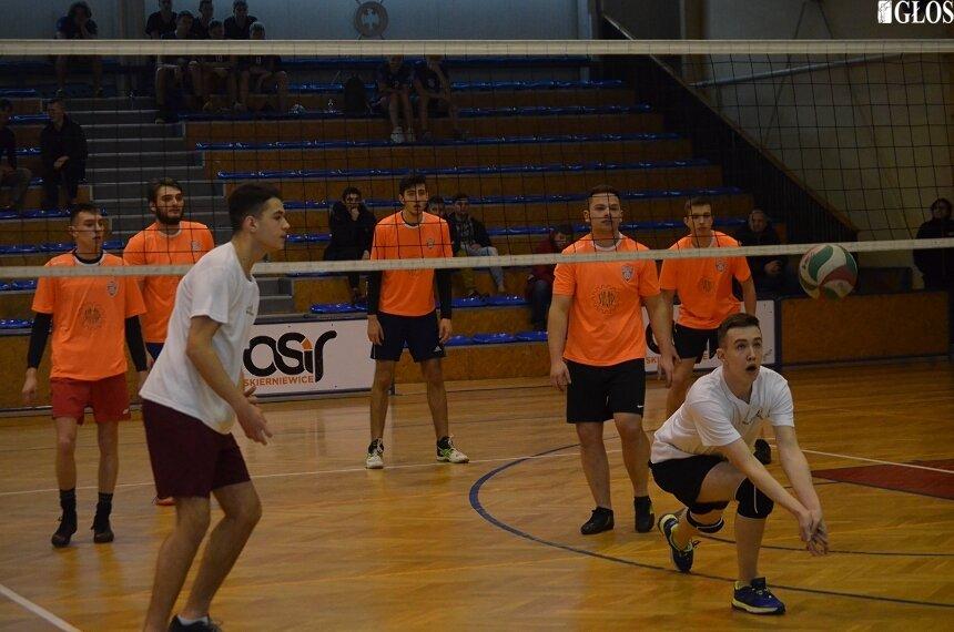 Pozanliśmy półfinalistów województwa w siatkarskiej LIcealiadzie.