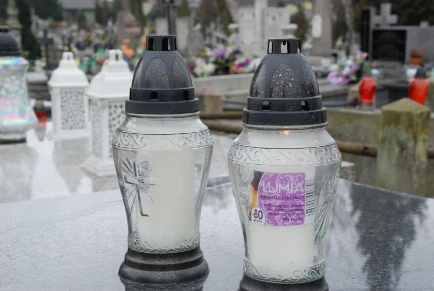 Za pochówek na jeżowskim cmentarzu płaci się dużo mniej niż w Brzezinach.