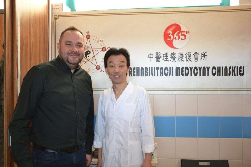 Na Termach furorę robią masaże chińskie, mówi Michał Szymański dyrektor Term.