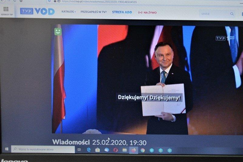 fot. screen/wiadomosci.tvp.pl