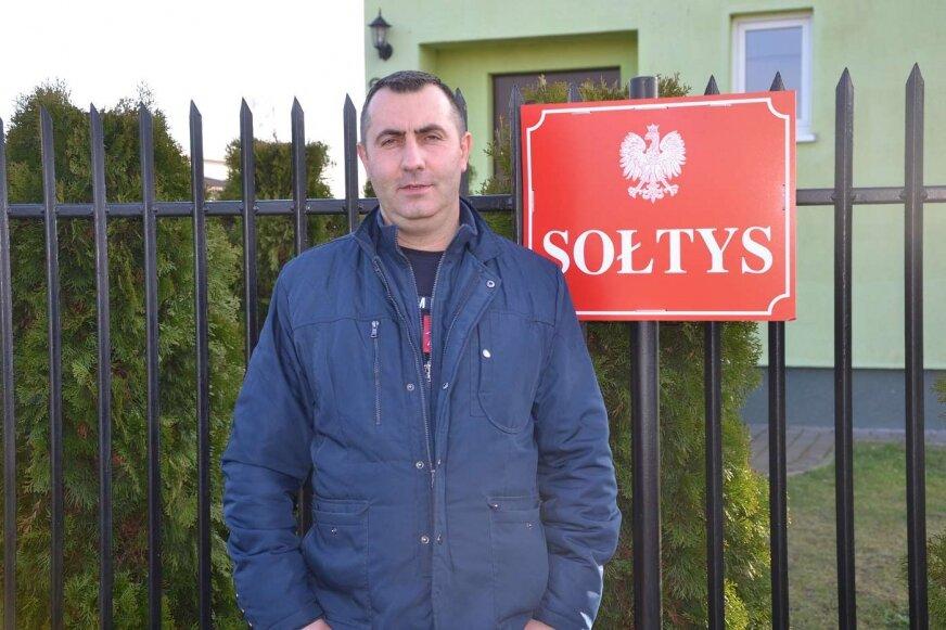 Tomasz Derewenda objął funkcję sołtysa.