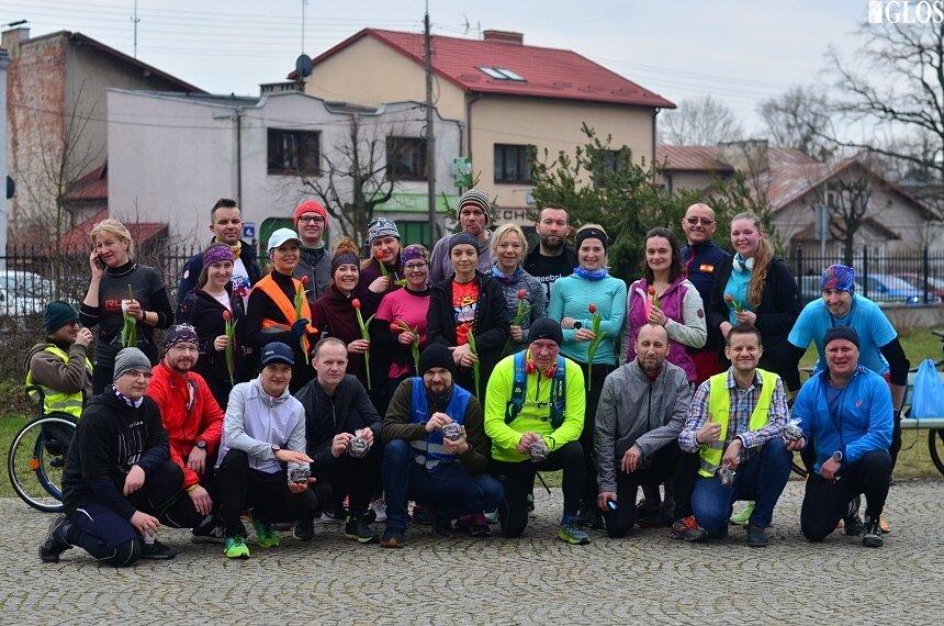 Ostatnie sobotnie spotkanie w ramach cotygodniowych, sobotnich treningów w ramach Parkrun odbyło się 7 marca.
