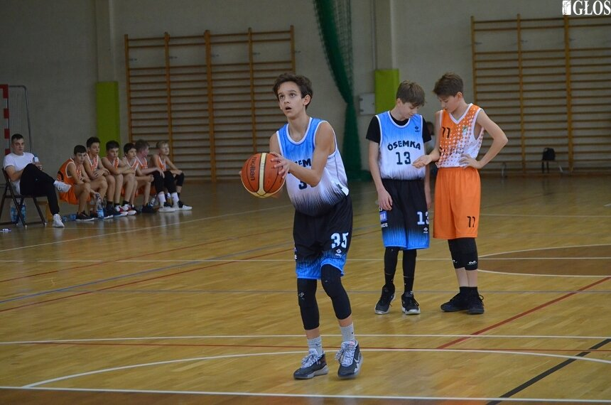 Dorian El-Ward otrzymał powołanie do szerokiej kadry narodowej w koszykówce młodzików U14.