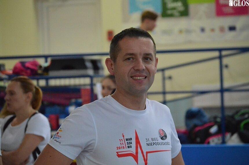 Artur Zakrzewski pokonał w ramach Wings for Life World Run ponad 24 kilometry.