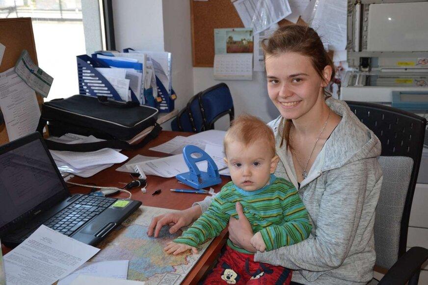 Monika Dulewicz doradza lokalnym przedsiębiorcom, sama także prowadzi małą gastronomię.