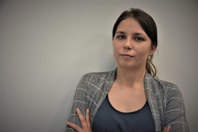 Psycholog Angelika Czajkowska metodę propaguje w Skierniewicach.